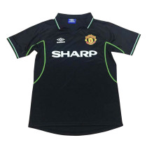 Manchester United Retro Away Jersey Mens 1998/99