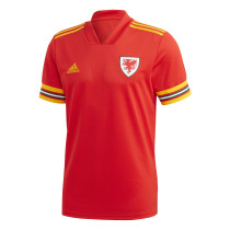 Mens Wales Home Jersey 2021