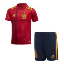 Kids Spain Home Jersey 2021