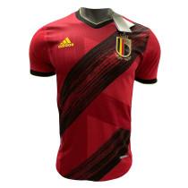 Mens Belgium Home Jersey 2021 - Match