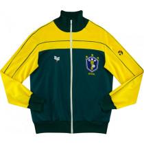 Brazil Retro Jacket Yellow - Green 1982-1985