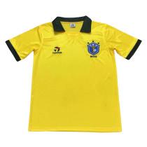 Brazil Retro Home Jersey Mens 1988