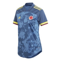 Colombia Away Jersey Womens 2020