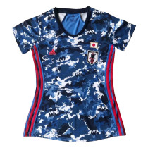 Japan Home Jersey Womens 2020