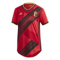 Womens Belgium Home Jersey 2021