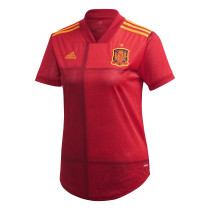 Womens Spain Home Jersey 2021