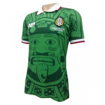 Mexico Home Retro Jersey Men's 1998