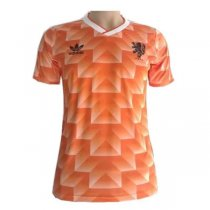 Netherlands Home Retro Jersey Men's 1988