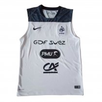 France Training Tank Top White 2017