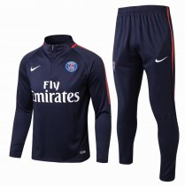 PSG Training Suit Royal Blue 2017/18