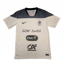 France Training T-Shirt White 2017