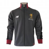 Liverpool Jacket Grey 2017/18