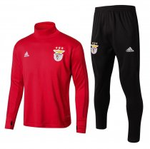 Benfica Training Suit Red 2017/18