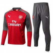 Arsenal Training Suit O'Neck Red 2017/18