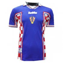 Croatia Away Retro Jersey Men's 1998