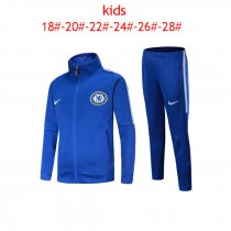 Kids Chelsea Jacket + Pants Suit Blue 2017/18