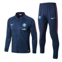 PSG Jacket + Pants Training Suit Royal Blue 2017/18