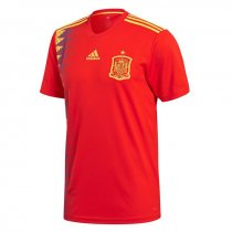 Spain FIFA World Cup 2018 Home Jersey Men's