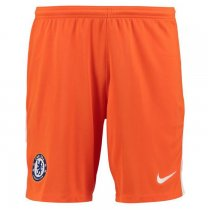 Chelsea Goalkeeper Shorts Men Orange 2017/18