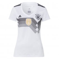 Germany FIFA World Cup 2018 Home Jersey Women's