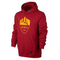 Roma Core Hoodie Red Men 2017/18