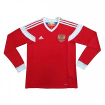 Russia FIFA World Cup 2018 Home Jersey Long Sleeve Men