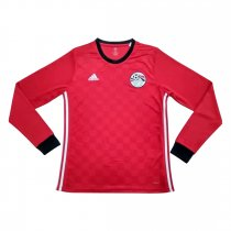 Egypt FIFA World Cup 2018 Home Jersey Long Sleeve Men's