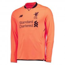 Liverpool Third Jersey Long Sleeve Men 2017/18