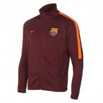 Barcelona Jacket Orange Red 2017/18