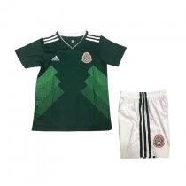 Mexico FIFA World Cup 2018 Home Jersey Kids'