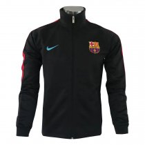 Barcelona Jacket Black 2017/18