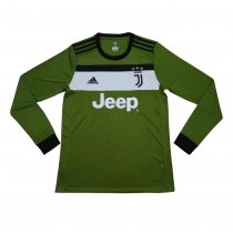 Juventus Third Jersey Long Sleeve Men 2017/18