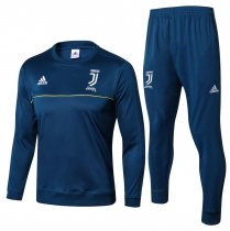 Juventus Training Suit O'Neck Blue 2017/18