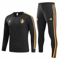 Belgium FIFA World Cup 2018 Training Suit Black