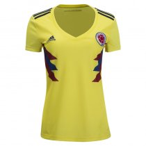 Colombia FIFA World Cup 2018 Home Jersey Women