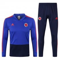 Colombia FIFA World Cup 2018 Training Suit Blue