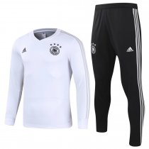 Germany FIFA World Cup 2018 Training Suit White