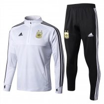 Argentina FIFA World Cup 2018 Training Suit White