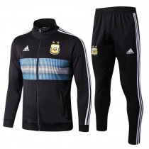 Argentina FIFA World Cup 2018 Jacket + Pants Training Suit Black