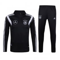 Germany Training Suit Black 2015/16