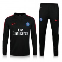 PSG Training Suit Royal Black 2016/17