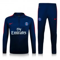 PSG Training Suit Royal Blue 2016/17