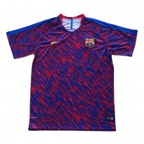 Barcelona Training T-Shirt Red/Blue 2018