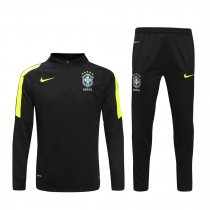 Brazil Training Suit Black 2016/17