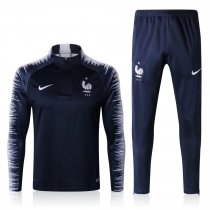 France FIFA World Cup 2018 Training Suit Royal Blue