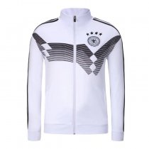 Germany Jacket High Neck Black and White