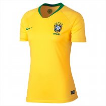 Brazil FIFA World Cup 2018 Home Jersey Women's