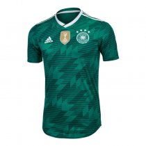 Germany FIFA World Cup 2018 Away Jersey Men's - Match