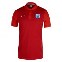 England FIFA World Cup 2018 Polo Shirt Red