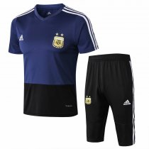 Argentina FIFA World Cup 2018 Short Training Suit Blue